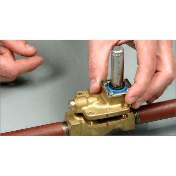 Как почистить электромагнитный клапан Данфосс