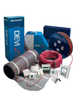 Электрический теплый пол Devi