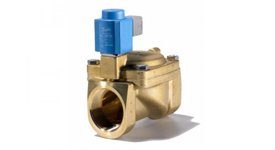НОВИНКА! Соленоидные клапаны для питьевой воды EV220BW и EV228BW