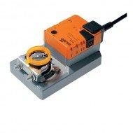 Электроприводы для поворотных заслонок баттерфляй