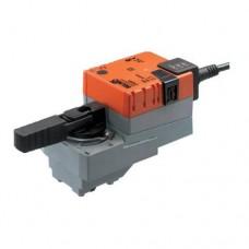 Электроприводы для регулировки и открытия/закрытия шаровых клапанов LR24A. LR24A-S
