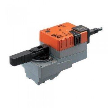 Электроприводы для 2х- и 3х-ходовых регулирующих и позиционных клапанов NR...
