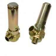 SFA, предохранительные клапаны, которые зависят от обратного давления