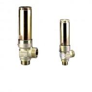 SFV, предохранительные клапаны, зависящие от давления на выходе