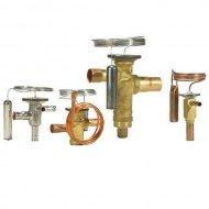 Термостатические расширительные клапаны, несменная дюза