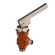 QDV, дренажные клапаны для масла