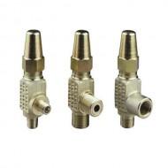SNV-ST/SS запорные игольчатые клапаны