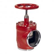 SVA-DH 250-300, запорные клапаны, дельта высокого давления