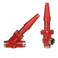 SVA-L 15-40, Запорные клапаны (SVL ассортимент продукции)