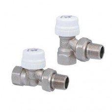 Клапан радиаторный термостатический