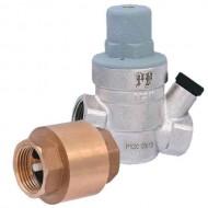 Обратные клапаны и редукторы давления