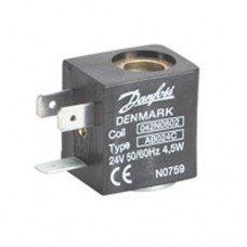 Катушка для электромагнитных клапанов АВ