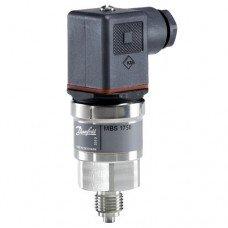 Преобразователи давления с демпфером MBS 1750