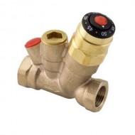 Клапаны для систем ГВС