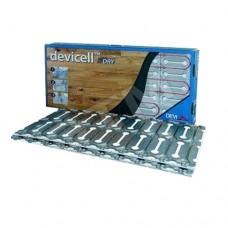 Монтажные пластины для кабеля под паркетную доску DEVIcell