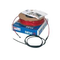 Нагревательный кабель двухжильный со сплошным экраном DEVIflex 18T