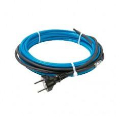Саморегулирующийся кабель с возможностью установки в трубу DEVIpipeheat 10 с вилкой
