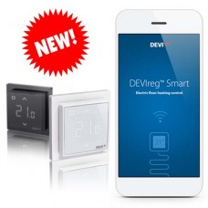 Терморегулятор DEVIreg Smart с Wi-Fi подключением
