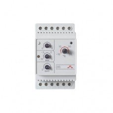 Терморегулятор с возможностью установки диапазона температур DEVIreg 316