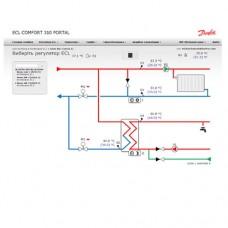ECL Comfort 310 Portal