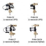 Компактные смесительные узлы FHM-Cx