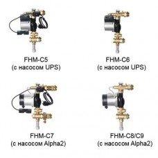 Компактные смесительные узлы FHM-C5, FHM-C6, FHM-C8
