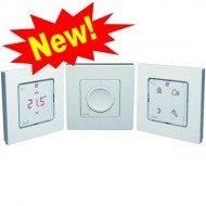 Комнатные термостаты для систем напольного отопления